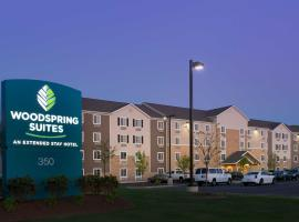 Woodspring Suites Wilkes Barre