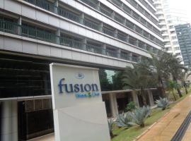 Hotel Fusion Express,Setor Hoteleiro Norte