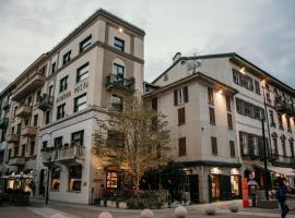 Posta Design Hotel, hotel near Como Funicular, Como
