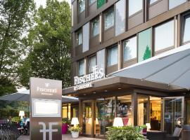 Kurparkhotel Bad Wilhelmshöhe, Hotel in Kassel