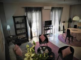 Nafplio Sweet Home with View to Castle & 2 Bathrooms