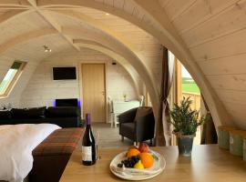 Caithness View Luxury Farm Lodges, hotel in Wick