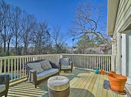 Oxford Condo 1 Block from Ole Miss & The Square!
