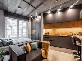 New Modern Designer Studios in the Heart of Old Town --Aircon--