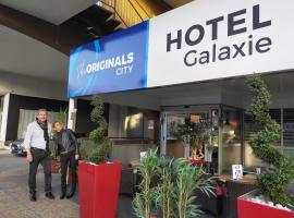 The Originals City, Hôtel Galaxie, Nice Aéroport, hotel near Nice Côte d'Azur Airport - NCE, Saint-Laurent-du-Var