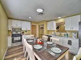 San Antonio Family Home: Shop, Dine, Explore!