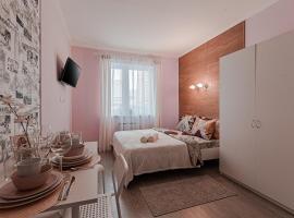 Чисто и уютно как дома. Апартаменты в Одинцово, pet-friendly hotel in Odintsovo