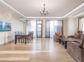 Central Yerevan 2 Bedroom Luxury Apartment