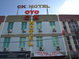OYO 89715 CK Hotel, hotel di Lumut