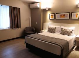 Comfort Suites Brasília, hotel near Conjunto Nacional Mall, Brasília