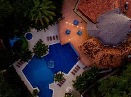Papagayo Golden Palms Beachfront Hotel