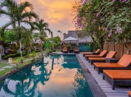 TS Hut Lembongan, hotel in Nusa Lembongan