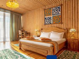 Navat Hotel, отель в Бишкеке