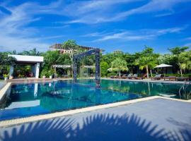 Twin Palms Resort, מלון בסיהאנוקוויל