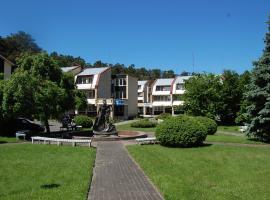 Vila Kastytis, viešbutis mieste Nida