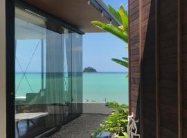 DEEPSPACE villa X1,Secret Address on Quiet Beach, hotel near Police Station, Ko Lanta
