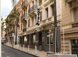 AZUR HOTEL, hotel near Chapiteau of Monaco, Beausoleil
