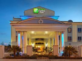 Holiday Inn Express Trincity โรงแรมในPiarco