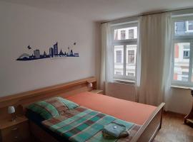 Gästezimmer in Privatwohnung in Leipzig-Plagwitz