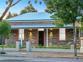 10 Murray Tanunda, hotel in Tanunda