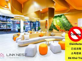 LinkNest Seaview Apartment, accessible hotel in Nha Trang