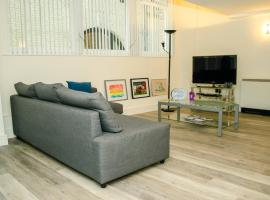 New York Loft Style Serviced Apartment In Liverpool City Centre