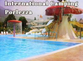 Mylooking vacanze Porlezza, glamping site in Porlezza