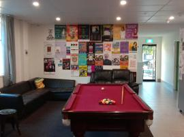 Koalas Perth City Backpackers Hostel, budget hotel in Perth