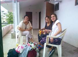 Tranquil Jaipur Hostel