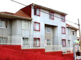 HOTEL Montealegre 244