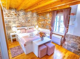 New Lux Villa Merissima, family hotel in Split