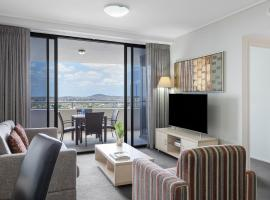 Oaks Brisbane Aurora Suites, hotel near Brisbane Central Station, Brisbane