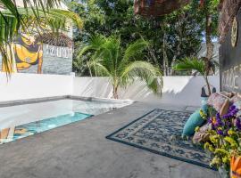Casa Ojo de Tigre, hotel que admite mascotas en Tulum