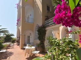 Sina Flora, hotel near Marina Piccola - Capri, Capri