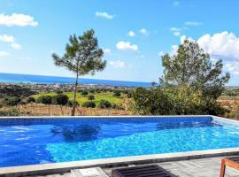 Villa Gavriel - Breathtaking Sea Views , Peyia Views , Huge outdoor space ,pool