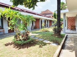 S'Agung Suite, hôtel à anur