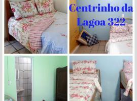 Pousada CENTRINHO DA LAGOA 322 - Suíte 3