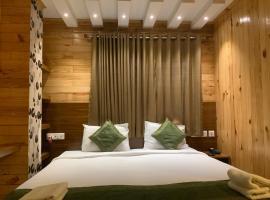 CMK'S HABITAT CENTRE, hotel in Cochin