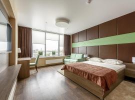 RADIUS Central House Апарт-отель, апартаменты/квартира в Екатеринбурге