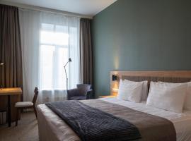 Отель Гестен