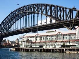 Pier One Sydney Harbour, Autograph Collection, hotel near State Theatre, Sydney