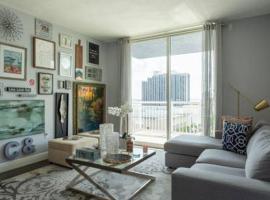 Miami Apartment Getaway