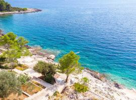Apartment With Beautiful Sea View Terrase, hotel in Vela Luka