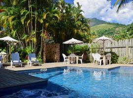 Ilha Deck Hotel, hotel in Ilhabela