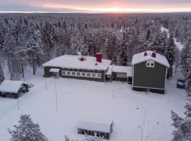 Taiga School, hotel in Kuusamo