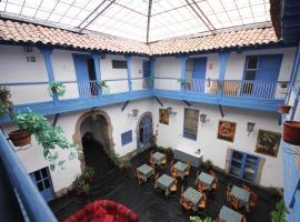 MOAF Cusco Boutique Hotel, hotel in Cusco