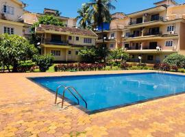 Calangute Beach Apartments, apartment in Calangute