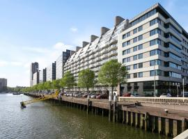 Suite Life De Admiraliteit, apartment in Rotterdam
