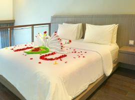 IOOVE Tanjung Seminyak Suites, hôtel à Seminyak près de: Temple Petitenget