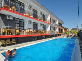 Hotel South Garden, отель в Витязеве